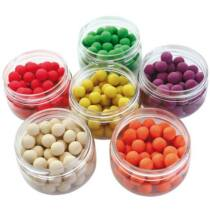 Micro Flouro Pop Up Boilies unflavoured