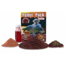 Pellet pack turbó