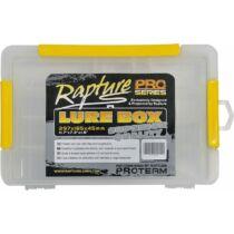 PROSERIES LURE BOX M2 szerelékes doboz