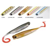 POWER MINNOW CURLY TAIL plasztik csali