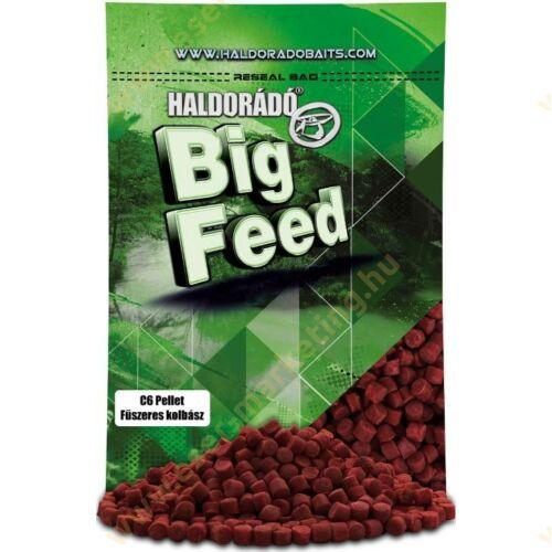Haldorádó Big feed C6 Pellet