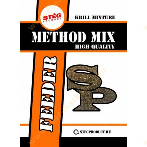 STÉG PRODUCT method mix