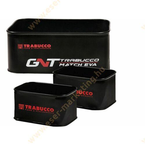 GNT Match EVA groundbait bowl set