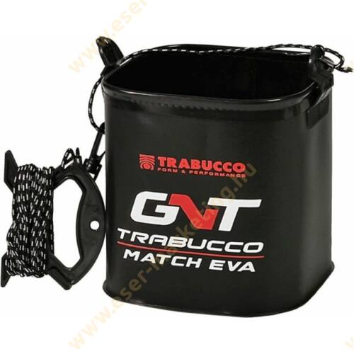 GNT Match EVA drop bucket, vödör