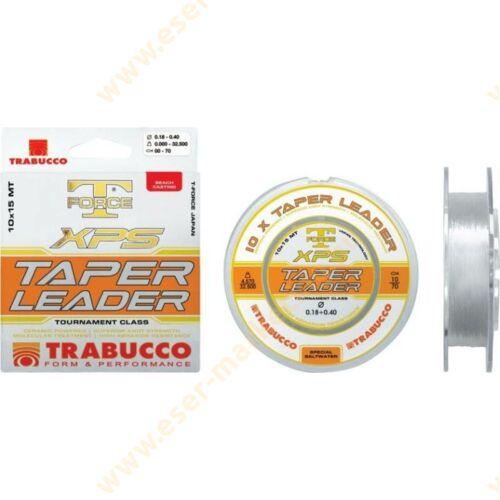 T-FORCE XPS TAPER LEADER